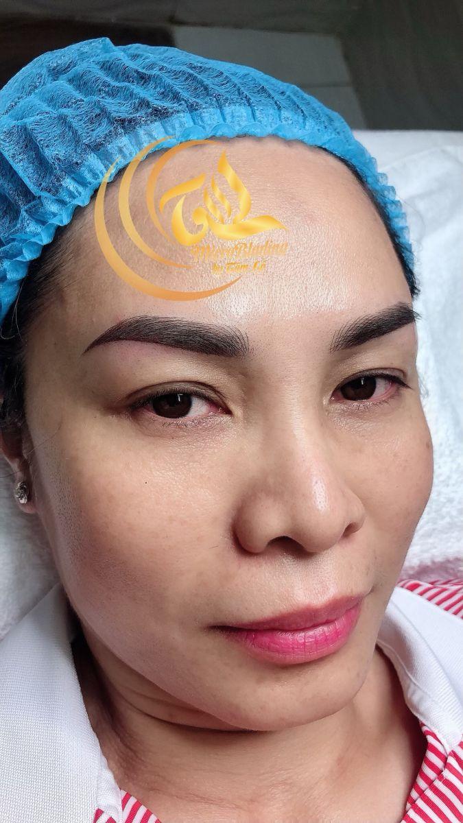 Phun Xăm Chân Mày Phong Thủy